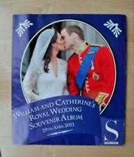 Royal Wedding 2011 - The Sunday Express Souvenir Album - 29/4/2011