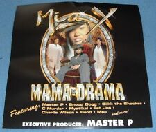 Mia MAMA DRAMA featurin MASTER P+SNOOP DOGG+ SILKK the Shocker + C-MIRDER+MYSTI