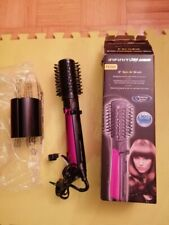 Like new infinitiPRO by Conair 2in. Spin Hot Air Brush (Color: Pink)