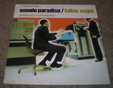 "Fallen Angel Mondo Paradiso~2000 UK Import Breakbeat Electro 12"" Single~FAST!!!"