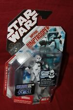 Star Wars Action Figure Imperial Jumptrooper 30th Anniversary #10 - MOC