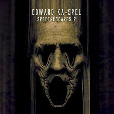 Edward Ka-spel spectrescapes vol.2 CD 2015