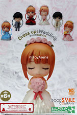 Nendoroid More Dress Up Wedding Set Of 6 Add ons (NO Heads Included) Authentic