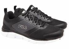 Fila Men's Memory Steelsprint Athletic Shoes Size 9 Black, NEW