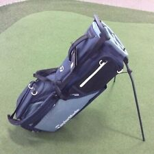 TaylorMade Tm21 Flextech Stand Bag - 5 Way Top - 8 Pockets - Only Weighs 2.1kg