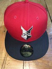 Men's New Era 59FIFTY Indianapolis Indians Triple A Pittsburgh Fitted Hat NWT