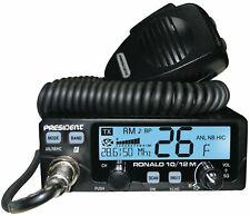 New President Ronald 10 / 12 Meter Amateur Ham Radio Transceiver