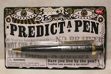 Predict A Pen Novelty Writing Instrument Gag Gift Question Answer