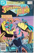 SUPERMAN & BATMAN  N°317  Albo in Americano