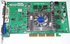 ASUS dual graphics V9180/TD/P/64M/A Rev:1.01 (NVidia GeForce4 MX440 8x) 64Mb AGP