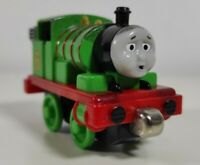 Thomas & Friends Take n Play Along Die Cast 2002 Coal Dust Covered Percy Rare