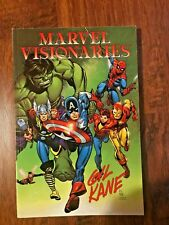 Marvel Visionaries TPB, Gil Kane