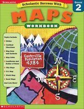 Scholastic Success With: Maps Workbook: Grade 2 Scholastic Success with Workboo