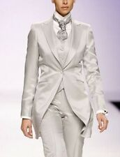 Women Ladies 3 Piece Business Office Tuxedos Formal Work Wear Suits Custom Made