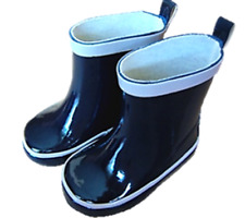 Playshoes Gummistiefel, dunkelblau, Gr. 23