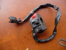 Kill start switch DAMAGED ZX10R Kawasaki zx10   06 07  #E2