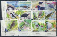 Vanuatu 1464-1475 postfrisch 2012 Einheimische Vögel (8641601
