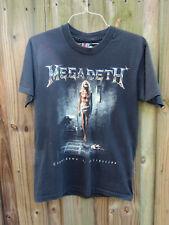 Megadeth Countdown To Extinction Tour Shirt Jersey 92 TOUR DATES AUTHENTIC LARGE