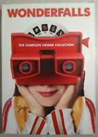 Wonderfalls: The Complete Viewer Collection - 3-Disc DVD Box Set