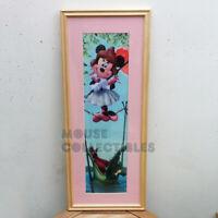 Disney Disneyland Haunted Mansion 45 Minnie Tightrope Stretching Portrait Canvas