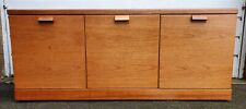 Retro Mid Century 1970's TEAK low sideboard Danish Inspired