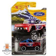 Hot Wheels - Custom Ford Bronco - Ford Pickups Series #5 - Walmart Exclusive