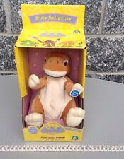 Vintage The Land Before Time Dancing  Pal Collection Plush Littlefoot Nib
