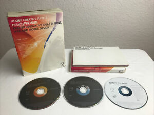 Adobe Creative Suite 3 Design Premium For Windows Education Full Install Key
