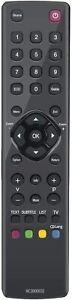 ALLIMITY RC3000E02 Télécommande remplacée pour Thomson pour TCL TV