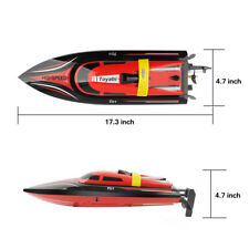 SKYTECH 2.4G H101 RC BOAT CONVERTED TO 11.1 3S LIPO WATER COOLING SELF RIGHTING