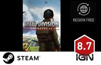 Steel Division: Normandy 44 [PC] Steam Download Key - FAST DELIVERY
