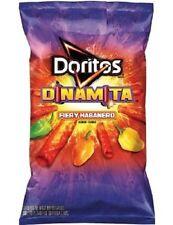 Frito Lay, Doritos, Dinamita, Fiery Habenero (1 Bag) 9.25oz