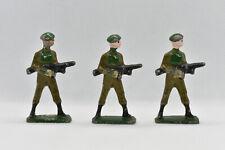 Vintage Britains Ww1 / Ww2 Metal Lead Toy Soldiers 1:32