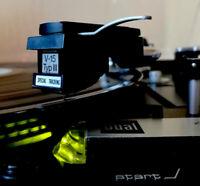 Perfekter Dual 491 Mit Verschiedenen Systemen zur Auswahl Shure V15 Ortofon M20E