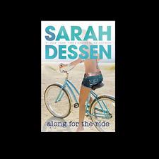 Along for the Ride a paperback novel book by Sarah Dessen FREE SHIPPING Desen