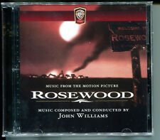 John Williams ROSEWOOD 2-Disc Limited Edition SOUNDTRACK Score SEALED CD