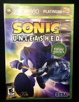 Sonic Unleashed (Microsoft Xbox 360, 2008)