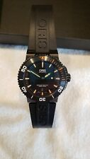 Oris Aquis Date Diver 733 7653 4259RS Black - Beautiful timepiece