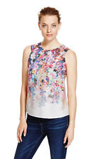 Marks and Spencer Women's Classic Floral Hip Length Tops & Shirts