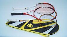 3xTennis-/Badmintonschläger Paket broken Wilson Ncode Six.one 95 BLX Carlton