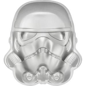 2020 Niue $5 Star Wars Stormtrooper Helmet 2 oz .999 Silver Coin - 5,000 Made