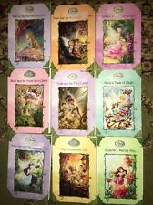 9 Book Lot DISNEY FAIRIES TALES OF PIXIE HOLLOW Series Chapter