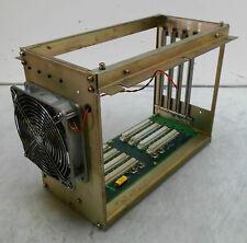 Mitsubishi 4 Slot Rack / CRT Control, BN624A223H01, Mitsubishi MPA-V45 VMC