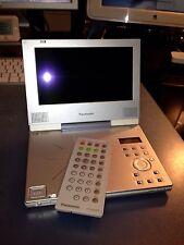 "Rarely Used - Panasonic DVD-LV75 7"" Portable DVD Player - Region 1 (N.America)"