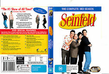 Seinfeld:The Complete 3RD Season-1989/1998-TV Series-4 Disc Set-DVD