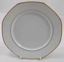 Villeroy & and Boch Heinrich FACETTE GOLD side / bread plate 17cm VG
