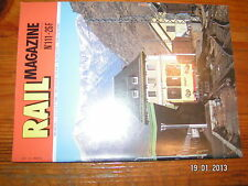 ! Rail Magazine n°111 Saga S.A.C.M PLM Marc de Caso CIWLT CC14100