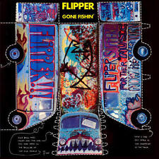 Flipper - Gone Fishin' 180G LP REISSUE NEW 4 MEN WITH BEARDS San Franciso punk