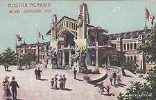 * MILANO - Esposizione 1906 - Mostra Agraria