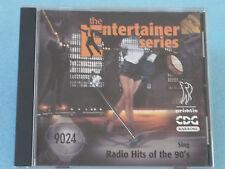 Sing Radio Hits of the 90's by Karaoke (CD, Dec-2000, Priddis) #9024 15 Tracks